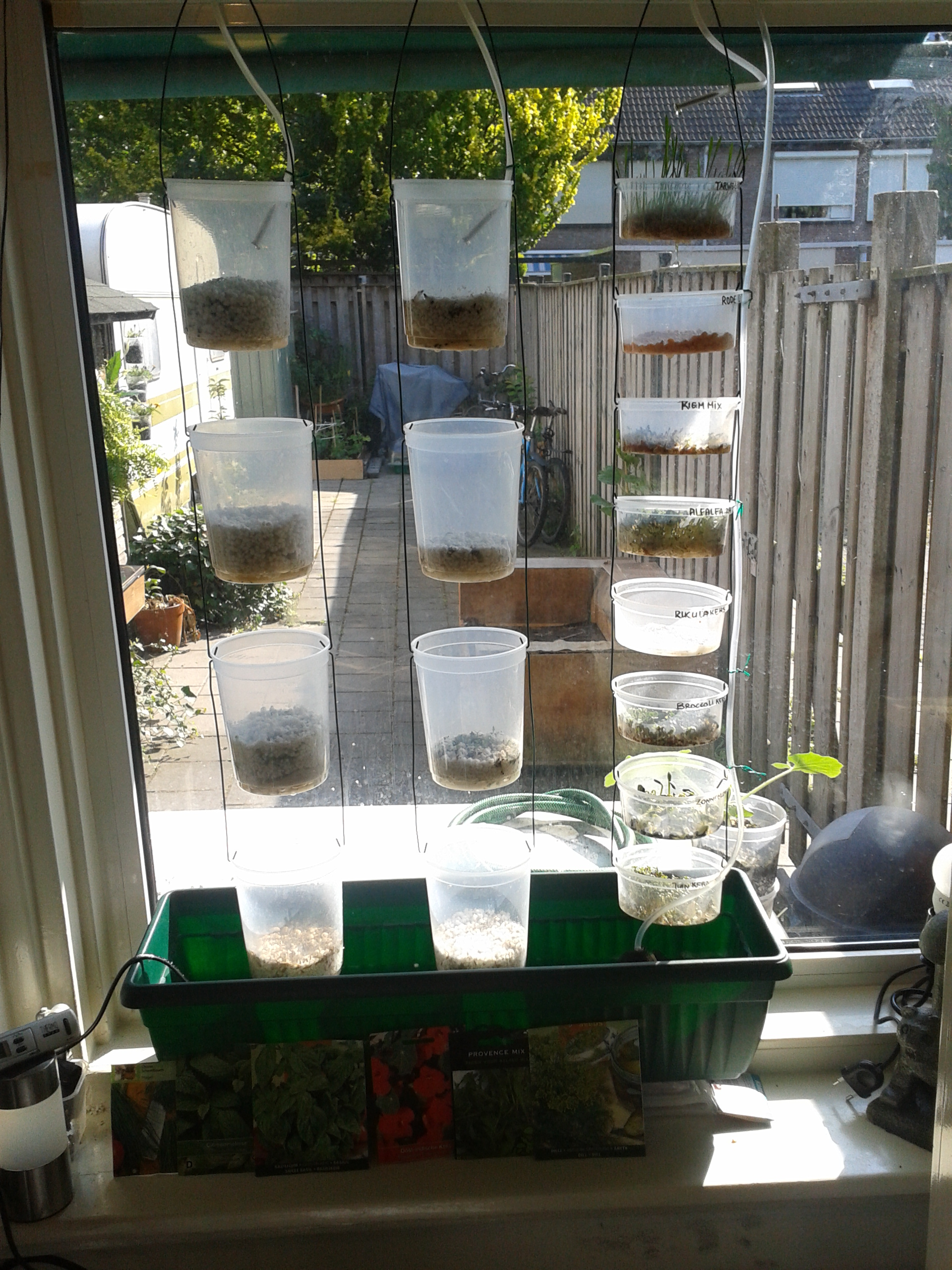 Windowfarm Modulair System (1)